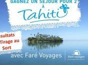 gagnants Destination Tahiti sont visibles Boutique Monoï