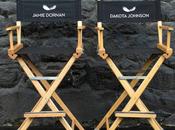 Fifty Shades Grey Nouvelles photos tournage avec Jamie Dornan Dakota Johnson