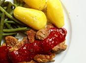 """Aujourd'hui, j'ai testé –Calendrier l'Avent """"Mignon porc sauce pimentée framboise"""""""