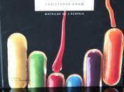 livre Christophe Adam Eclair Génie