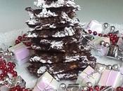 Sapin Noel chocolat
