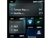ESPN maintenant disponible tous Windows Phone