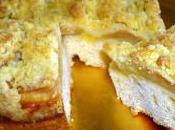 Placek, gâteau polonais pommes thermomix non)