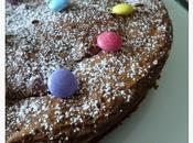 Gâteau chocolat lait Nutella