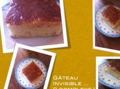 Gâteau pommes caramel
