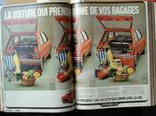 Jour Citroën femmes dans années 1970