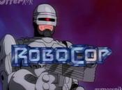 séquence nanarde: Robocop série animée)