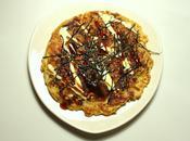 Okonomiyaki (galette chou japonaise)