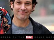Paul Rudd sera Ant-Man