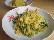 Quinotto quinoa façon risotto