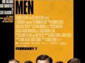 """Bande annonce newsreel pour Monuments Men"""" avec George Clooney, sortie Mars 2014."""