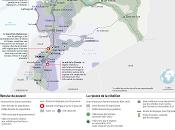 Syrie, cartographie d'une guerre représenter l'espace conflits