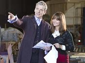 Doctor tournage saison avec Peter Capaldi débuté