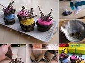 Tutoriel papillons chocolat