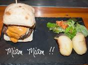 Chez bacchus burger