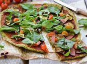 Pizza paléo, chou fleur tandoori, pralin maison {Recette semaine S4/14}