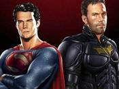 Batman Superman costume étonnant pour Affleck