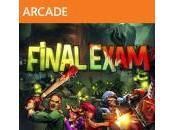 jouait Final Exam Voici gameplay l'intégral XBLA avec VinceTheVice