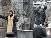 photos violents affrontements Ukraine