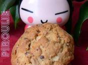 Cookies flocons d'avoine recettes testées (avec cranberries, sirop d'érable, noix pécan chocolat)