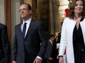 Valérie Trierweiler François Hollande C'est fini!
