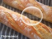 Pain Baguettes Thermomix