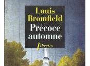 Précoce Automne Louis Bromfield