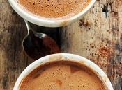 Chaud chaud chocolat semaine très chaud… Tome française