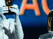 Daft Punk triomphent Grammy Awards