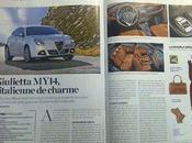 Giulietta MY14 dans Parisien avec Nice Things #fashion