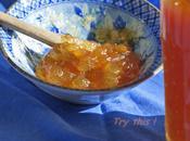 Confiture d'oranges amères bergamotes