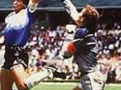 Coupe Monde 1986: Maradona main Dieu