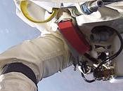 saut Felix Baumgartner filmé GoPro