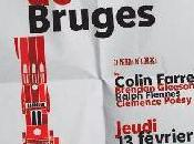 Jeudi février 20h, cinéma Alizés Bons baisers Bruges Martin McDonagh
