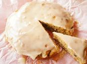 Réjouissant sain: gâteau noisettes citron