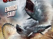 "Oeil ""critique cinéma"" Sharknado"