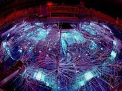 géant vers fusion nucléaire