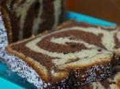 Cake Chocolat Blanc Noir