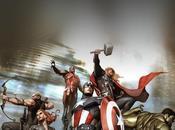 Super Héros fond d'écran iPhone iPad