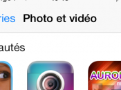 Quelques applications photo pour votre iPhone iPad