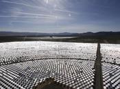 plus grande centrale solaire monde mise service Californie