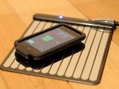 Duracell Grid nouveau mode recharge pour téléphones mobiles.