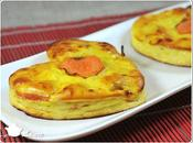 Gratin patate douce saumon