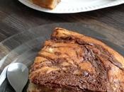 Gâteau banane pâte tartiner