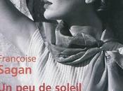 SOLEIL DANS L'EAU FROIDE, Françoise SAGAN