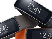 Gear Fit: bracelet connecté made Samsung