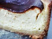 beau souvenir d'enfance, tarte fromage comme dans l'Est...