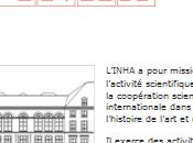 Institut National d'Histoire l'Art CNCS Christian LACROIX arts scène