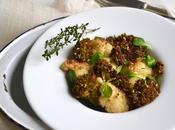 Salade chou-fleur brocoli sésame l'ail