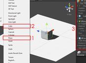 [Unity3d] Bien commencer avec Unity3d déplacer cube